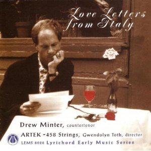 Loveletters from Italy CD cover