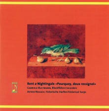 Pourquoy, doux rossignol CD cover
